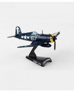 F4U Corsair VF-84 Postage Stamp 1:100 Model