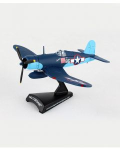 F4U Corsair Postage Stamp 1:100 Model