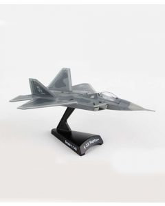 F-22 Raptor Postage Stamp 1:145 Model