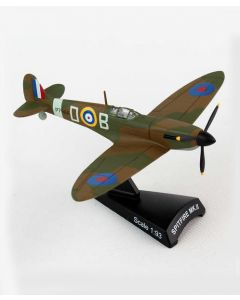 Supermarine Spitfire MKII Postage Stamp 1:93 Model