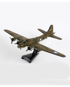 B-17E Flying Fortress Postage Stamp 1:155 Model
