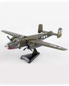B-25J Mitchell Postage Stamp 1:100 Model