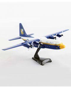 C-130 Blue Angels Postage Stamp 1:200 Model