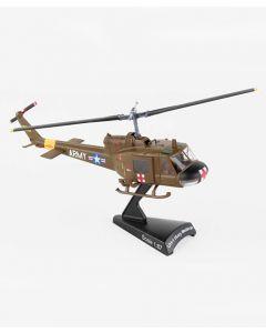 Postage Stamp Bell UH-1C Huey Medevac 1/87