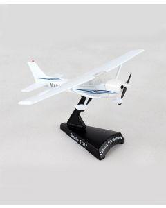 Postage Stamp Cessna 172 Skyhawk 1/87