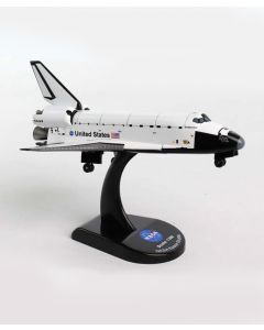 Space Shuttle Endeavour Postage Stamp 1:300 Model