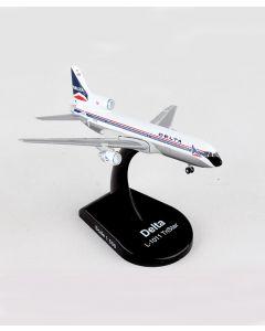 Delta L-1011 TriStar Postage Stamp 1:500 Model