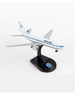 Pan Am DC-10 Postage Stamp 1:400 Model