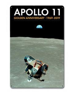 Apollo 11 50th Anniversary Eagle Returns Sign