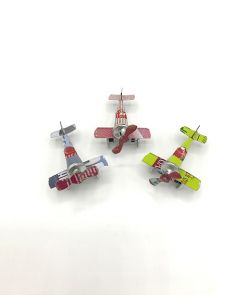 Assorted Small Tin Planes