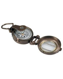 WWII Lenstatic Compass