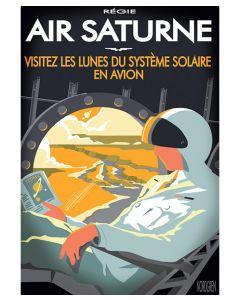 Air Saturne Poster