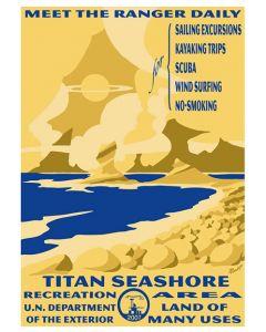 Titan Seashore Recreation Area Land of Many Uses