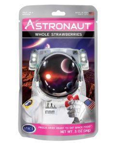 Astronaut Whole Strawberries