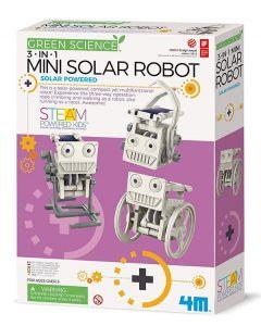 3 In 1 Mini Solar Robot Kit