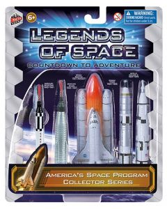 America's Space Program Rocket Set