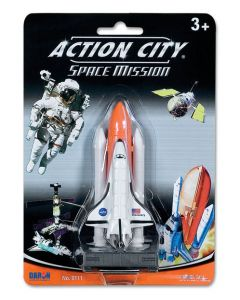 Action City Space Shuttle Launch Pad