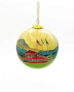 TMoF Hand Painted Ornament