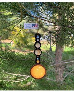 Solar System Wood Ornament
