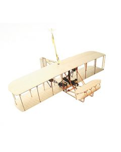 Wright Flyer Wood Ornament