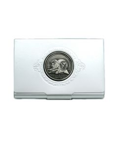 Aviator and Astronaut Business Card Holder