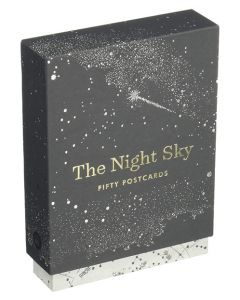 The Night Sky: 50 Postcards