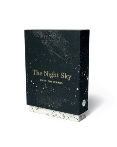 The Night Sky: 50 Postcards