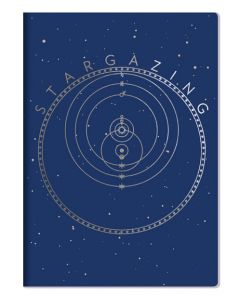 Large Stargazing Notebook