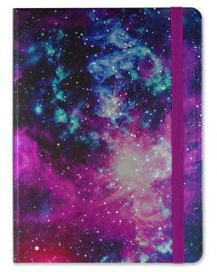 Galaxy Iridescent Hardcover Journal