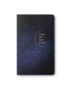 Look To The Stars Quotes Notebook