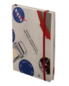 NASA  Astronaut Suit Hardcover Journal