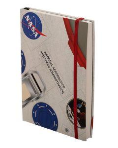 NASA  Astronaut Suit Hardcover Journal