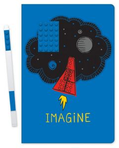 Imagine Lego Design Notebook