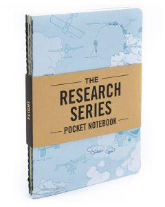 Aviation & Flight 4-Pack Notebooks