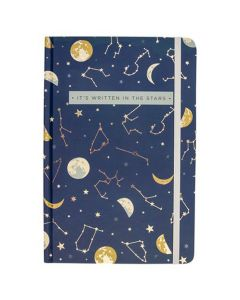 It's Written In The Stars Notebook