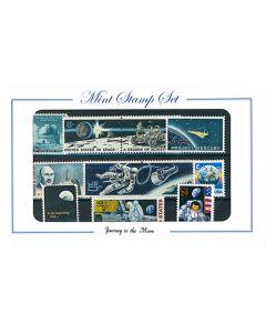 Moon Landing Stamp Set