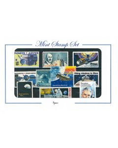Space Stamp Set