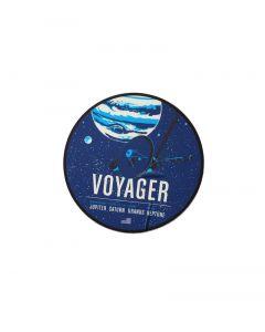 Voyager Round Sticker