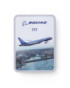 Boeing 777 Endeavors Sticker