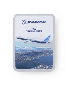 Boeing 787 Endeavors Sticker