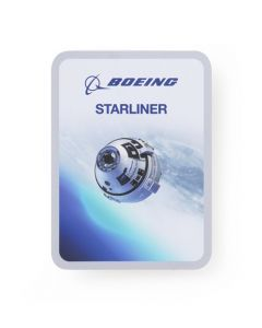 Boeing Starliner Endeavors Sticker
