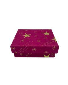Mini Red Shooting Star Gift Box