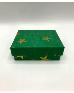 Mini Green Shooting Star Gift Box