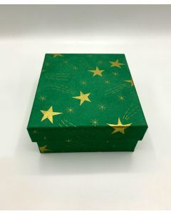 Medium Green Shooting Star Gift Box