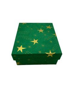 Medium Green Shooting Star Gift Box