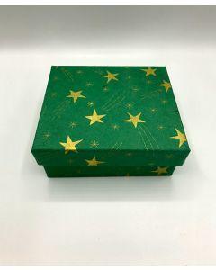 Large Green Shooting Star Gift Box