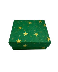 Large Green Shooting Star Gift Box