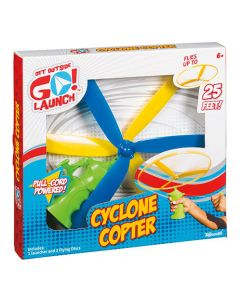 Cyclone Copter