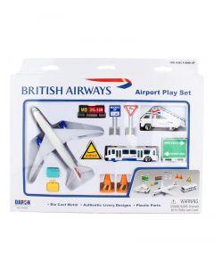 British Airways Airport Playset