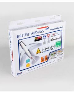 British Airways Airport Play Set